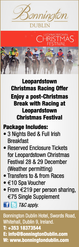 Bonnington, Dublin - Leopardstown Christmas Festival